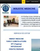 Healing+Science+Institute Website