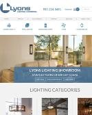 Lyons Lighting Showroom