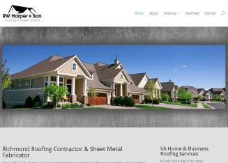 Harper+R+W+%26+Son+Inc Website