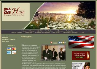 Hale+Funeral+Home+Inc Website