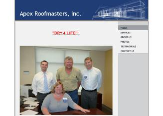 Galloway+Roofing%2C+LLC Website