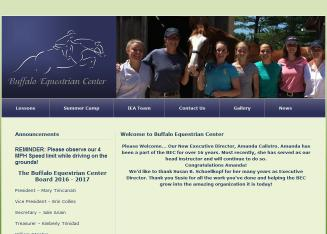 Buffalo Equestrian Center Inc