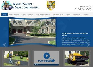 Kane Paving & Sealcoating