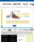The+Shoe+Dept. Website