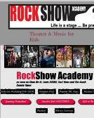 Rockshow+Academy Website