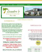 Leandro%27s+Restaurant+%26+Sports+Bar Website