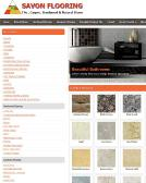 Savon+Flooring Website