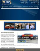 Probilt+Automotive Website