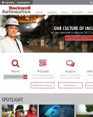 Rockwell+Automation Website