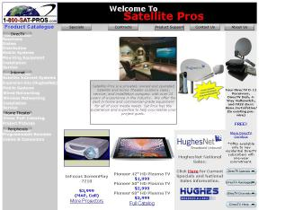 Satellite+Audio+Theater+Pros Website