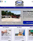 ENCO+Plumbing+INC Website
