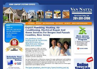Van+Natta+Mechanical+Corporation Website