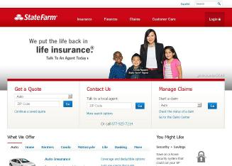 T.G.+Metzger+-+State+Farm+Insurance+Agent Website