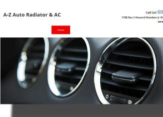 A-Z+Auto+Radiator+%26+Air+Cond Website
