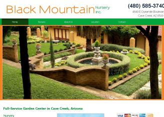Black Mountain Nursery Inc