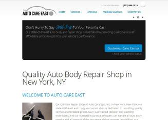 Auto Care East Inc