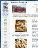Country+Gourmet Website