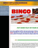 Bingo+City+at+Breckenridge Website