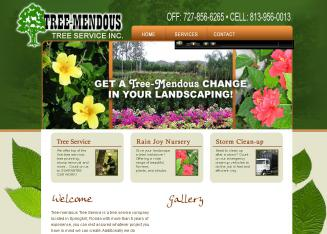 Tree+Service Website