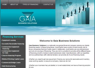 Gaia Business Solutions