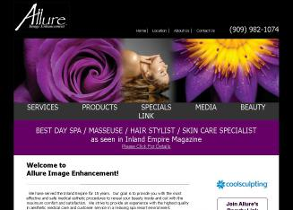 Allure Image Enhancements Inc