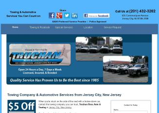 Truchan+Bros.+Auto+%26+Towing Website