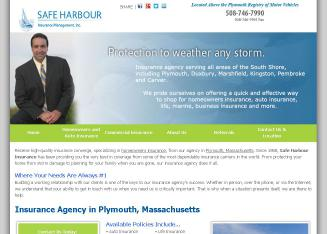 Safe+Harbour+Insurance+-++At+the+Registry+of+Motor+Vehicles Website