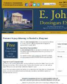 E John Domingues ESQ