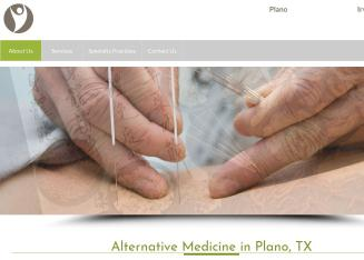 Zhang+Chiropractic+%26+TCM+Clinic Website