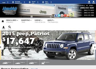 hendrick chrysler jeep in fayetteville nc 543 n mcpherson church rd. Cars Review. Best American Auto & Cars Review