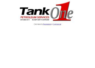 Tank+One+Inc. Website