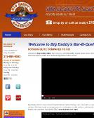 BIG+DADDY%27S+BBQ Website