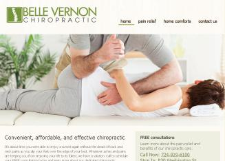 Belle+Vernon+Chiropractic+Center-+Dr.+Robert+E.+Biddle Website