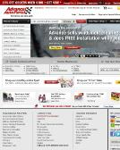 Advance+Auto+Parts Website