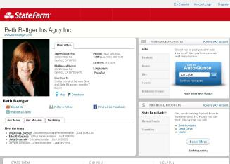 Beth Bettger Ins Agcy Inc - State Farm Insurance A