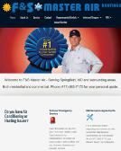 F+%26+S+Master+Air+Heating+%26+Cooling Website