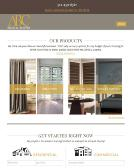 Abc+Blind+%26+Drapery Website