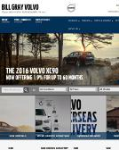 Bill+Gray+Volvo Website