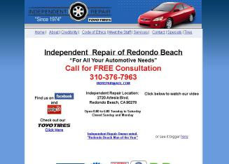 Independent Repair