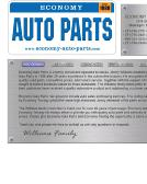 Economy+Auto+Parts+LLC Website