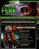 Haunted+Hayrides Website