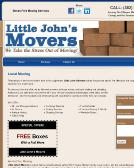 Little Johns Movers
