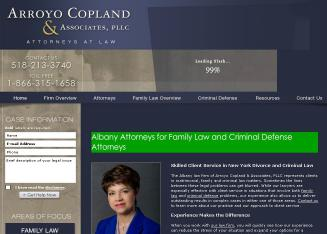 Arroyo+Copland+%26+Assoc+PLLC Website