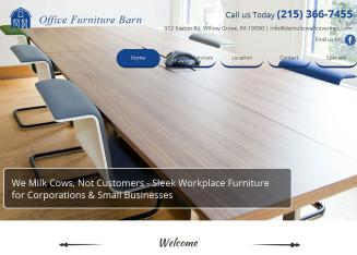 Office+Furniture+Barn Website