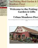 Potting+Shed Website