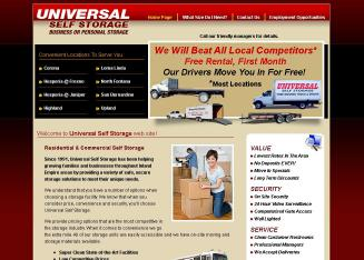 Universal Self Storage