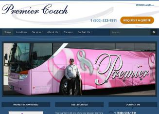 Premier+Coach+Co+Inc Website