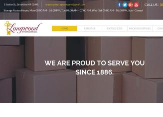 Longwood+Storage+Companies Website