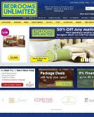 Bedrooms+Unlimited Website