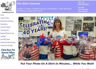 Shirt Cannery
